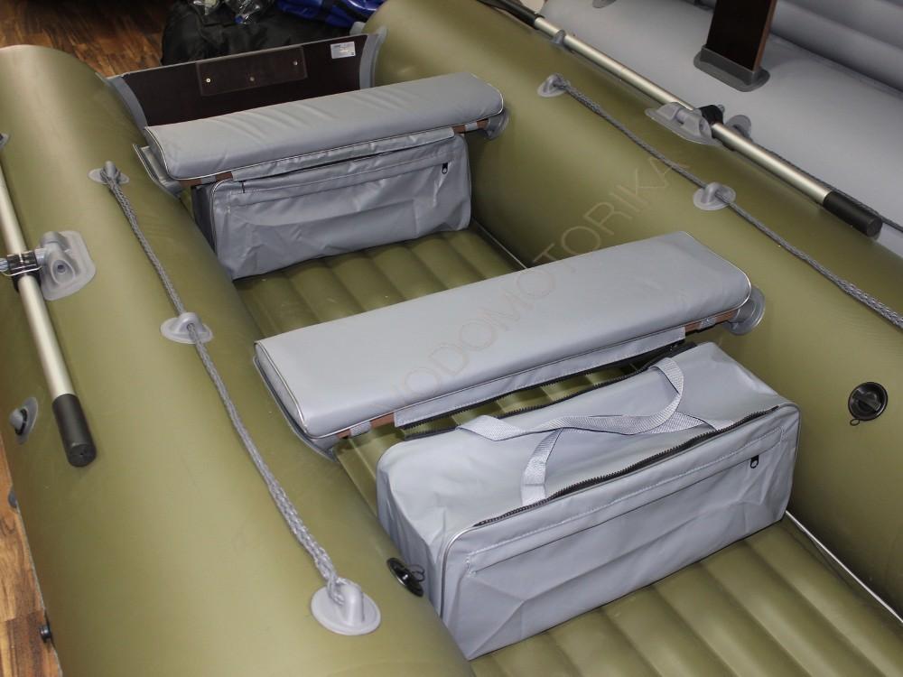 Накладки на банки для лодок, на сидение - Лодки ПВХ и